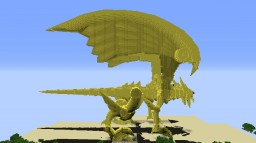 Yu Gi Oh - Winged Dragon of Ra Minecraft Map & Project