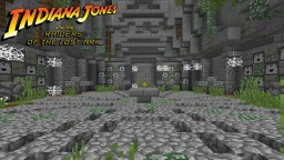 Indiana Jones and the Raiders of the Lost Ark - Peruvian Temple (Cancelled) Minecraft Project