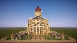 Balendin Memorial Building Minecraft Map & Project