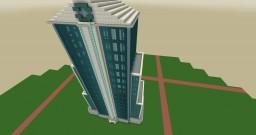 SkyScraper Minecraft Map & Project