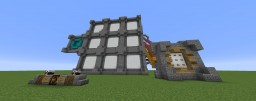 Redstone Tic Tac Toe Minecraft Map & Project