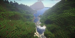 Glenfinnan (Black Lake from Harry Potter) Minecraft Map & Project
