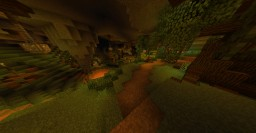Underground Cave Base Minecraft Map & Project
