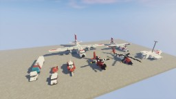 U.S. Coast Guard Vehicle Pack 1,5:1 Minecraft Project