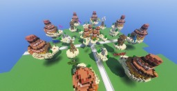 Bedwars map | wild west Minecraft Map & Project