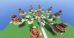 Bedwars map | wild west Minecraft Project