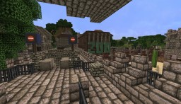 Venetian ZOO Minecraft Map & Project