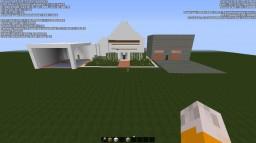 minecraft modern house use flows ho texture