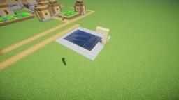 Minetown Pool Minecraft Project