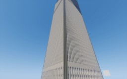World Trade Center-Twin Towers Minecraft