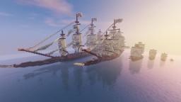 Abadorian Ship Fleet Pack Minecraft Project