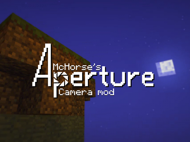 Apertures mod cover