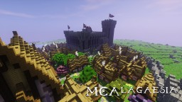 The MCAlagaesia Project -- Alagaesia in Minecraft Minecraft