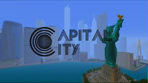 Capital City PS3 w/ Download Minecraft Project