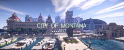 City of Montana 2017 | National Federal Region | Union Islands Minecraft Map & Project