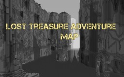 lost treasure adventure map Minecraft Project