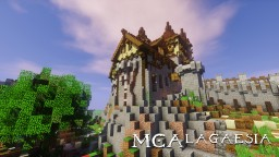 The MCAlagaesia Project -- Alagaesia in Minecraft Minecraft Project