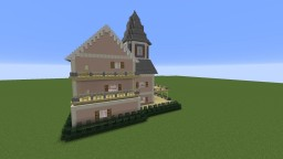Doll House Minecraft Project
