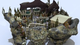 Underwater Greek Minecraft Project