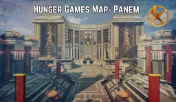 Hunger Games: Panem World Map [DOWNLOAD] Minecraft Project