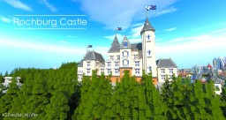 Hochburg Castle | Republic of Union Islands Minecraft Map & Project