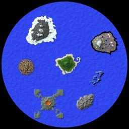 Isles Of Langor Minecraft Project