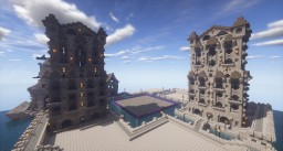 Steampunk Apartments Minecraft Project