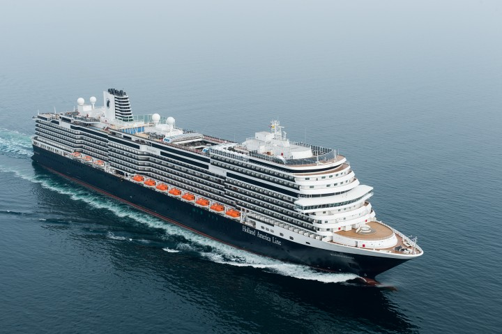 The real ms Koningsdam
