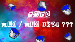 Water MLG drop traning Minecraft Map & Project