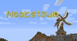 ★ Noobstown.com ★ [Family Friendly]  ★  [Towns]  ★ [mcMMO Skills] ★ [Personal Land] ★ [Mini Games] ★ [Grief Free] ★ Since 2011! Minecraft