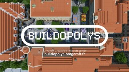 BUILDOPOLYS Minecraft Server
