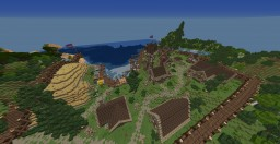 Village by the Bay (Download) Minecraft