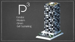 P3 Condos : Alleron City Minecraft Project