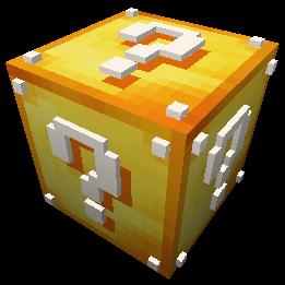 lucky block texture