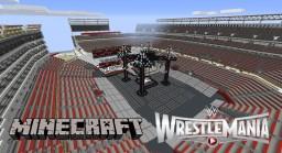WrestleMania 31 Levi's Stadium [For 1.12] Minecraft Map & Project