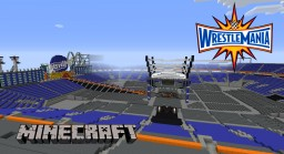 WrestleMania 33 Citrus Bowl [For 1.12] Minecraft Map & Project