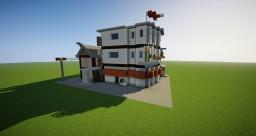 Overwatch Hanamura|Rikimaru Minecraft Map & Project