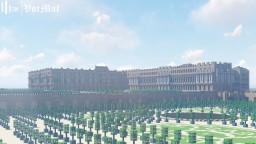 Palace of Versailles 1:1 Minecraft