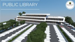PUBLIC LIBRARY - Buildopolys Minecraft