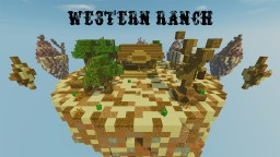 Skywars map: Western Ranch Minecraft Map & Project