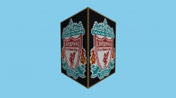 FC Liverpool logo(Football) Minecraft Map & Project