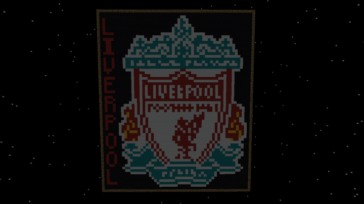 One wall logo. Download link in description
