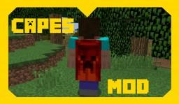 Capes  Mod | HD Capes Minecraft Mod