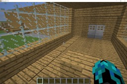 Giz the chicken Minecraft Project