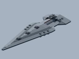 Sentinel-Class Light Cruiser Minecraft Project