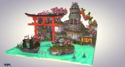 Subarashí Kófuku Minecraft Map & Project
