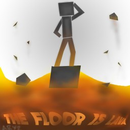 The Floor is Lava 1.12 [PvP minigame] Minecraft Map & Project