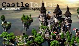 Minecraft Timelapse, Speed Build | Epic Castle | Tellur Minecraft Map & Project