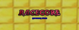 Racecore Anniversary Minecraft Map & Project