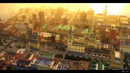 60's New York-styled City | Commission Minecraft Project